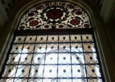 展览馆窗图片