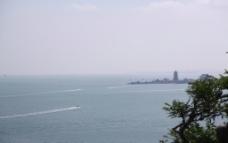 蓬莱大海图片