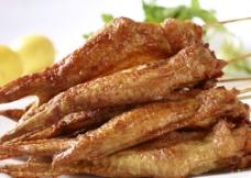 脆炸鸡翅 烤鸡翅图片
