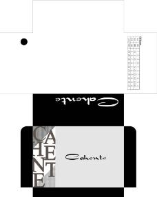 鞋盒设计图片