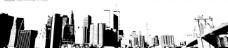 都市剪影图片