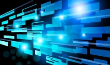 动感线条商务科技背景图片
