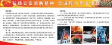 消防宣传栏图片