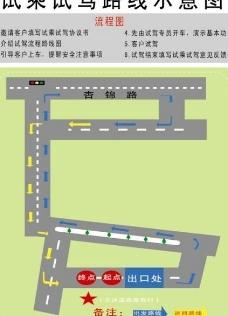 天沐温泉试驾路线图片