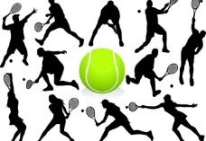 运动 网球图片