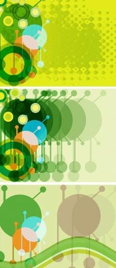 动感圆点 曲线图片