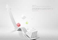 3D箭头源文件设计素材