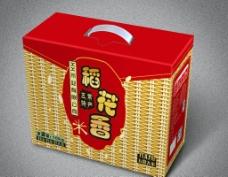稻花香米图片