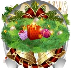 剪贴画圣诞装饰图片