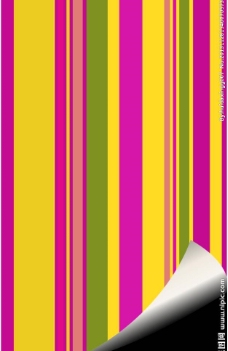 黄色背景矢量素材图片