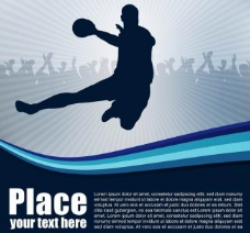 篮球比赛背景图片