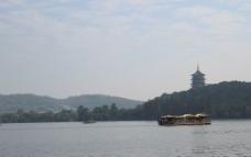 西湖景观图片