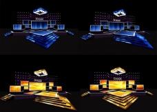舞台设计图片