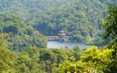 鼎湖山一景图片