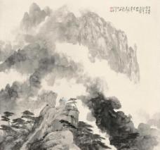 翠壁千峰图片
