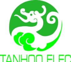 天豪电器logo图片