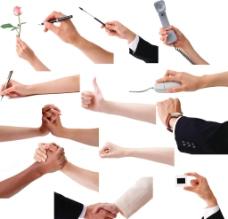 手势免费下载 手型图片