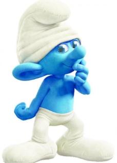 蓝精灵图片