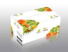 水果包装箱 制作稿图片