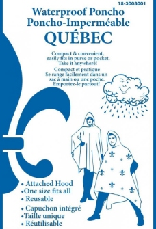 雨衣袋包装设计图片