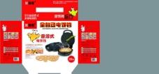 电饼铛包装图片