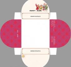 中式糕点包装设计图片