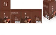 茶叶盒包装图图片