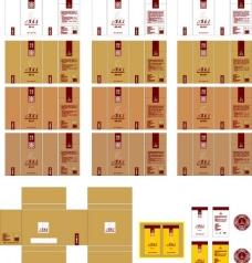 茶叶包装盒 标签图片