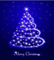 圣诞星星图片