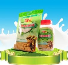 燕麦 牛奶图片