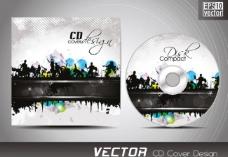 音乐cd光盘封面图片