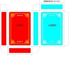 扑克牌包装盒图片