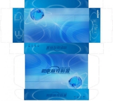 控制器包装盒图片