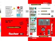 慧鱼化学锚栓包装盒图片