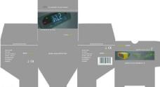 产品包装盒图片