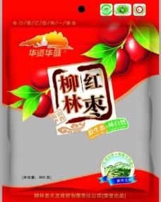山西红枣袋子图片