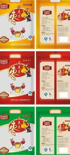 红枣包装图片