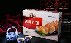稻香村迷你月饼图片