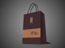 景玉坊 陶瓷手袋(平面图)图片