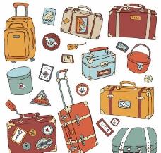 旅行包图片