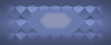 立体背景 菱形背景PSD源文件 淘宝背景