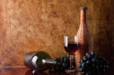 葡萄酒图片