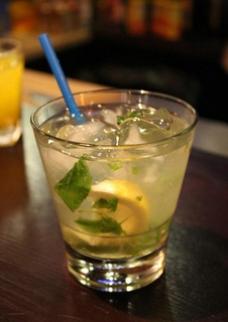 鸡尾酒 mojito图片