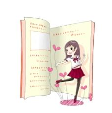 阅读快乐图片