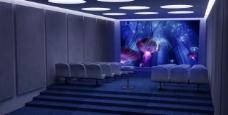 3d电影院室内设计图片