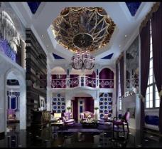 欧式客厅图片