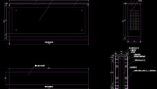 大型自助式ktv 吧台详图图片
