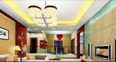 客厅饭厅设计图片