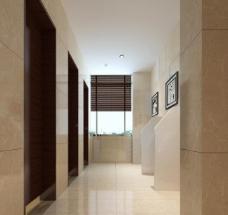 大厅卫生间图片