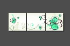 背景墙 花卉 装饰图图片